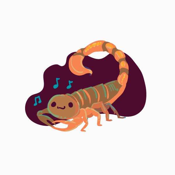 Скорпион (23 октября – 21 ноября)