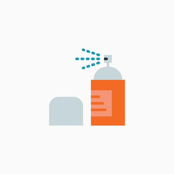 Ошибка № 7: наносить дезодорант или духи на одежду