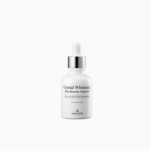 Сыворотка для лица Crystal Whitening Plus Booster Ampoule, The Skin House
