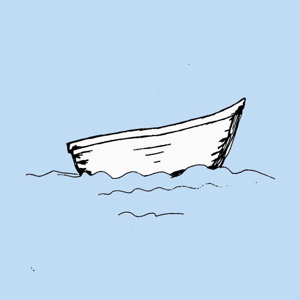 Тест «Вода и лодка»
