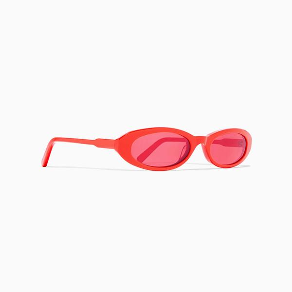 Солнечные очки Chimi с красными стеклами