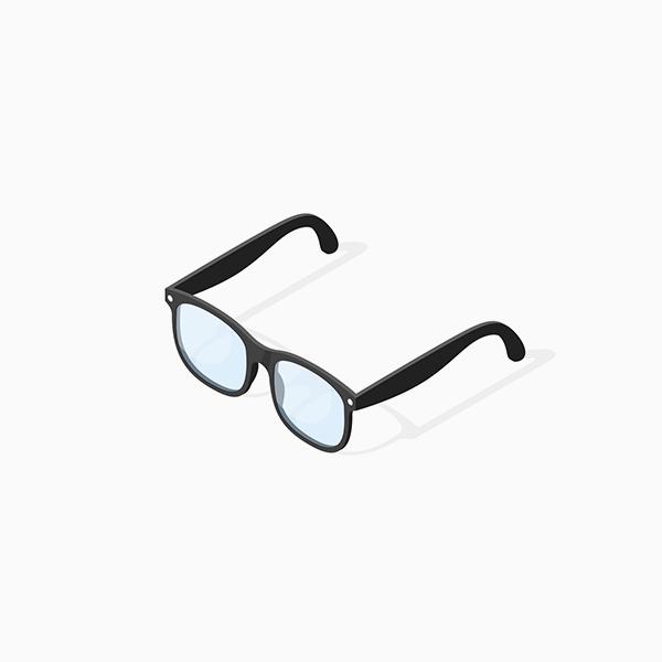 Ошибка № 7: старые очки