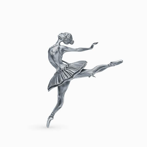 Модный тренд в украшениях – балет и акробатика